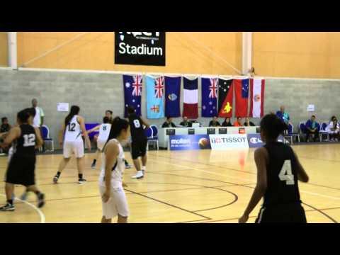 Fiji Women vs Samoa Women