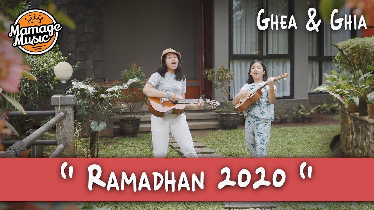 Ghea & Ghia - Ramadhan 2020 (Official Music Video)