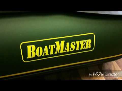 Обзор: лодка Ботмастер 250К
