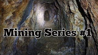 Mining Series #1 - Making thermite out of mined rock?!?!?