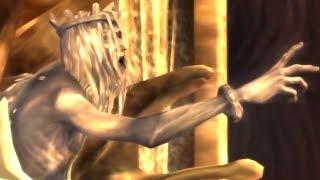 God of War - Kratos kills King Midas