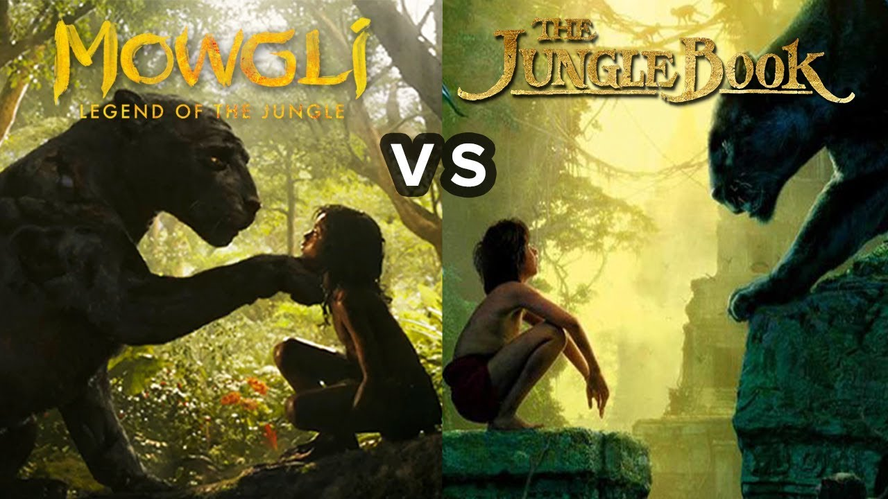 Mowgli VS The Jungle Book - Which Is Better?