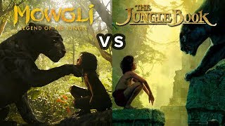 Netflix mowgli: legend of the jungle vs disney book live action. here is a review both movies. in this video, i determine which film ...