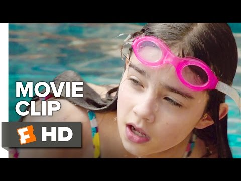 No Escape Movie CLIP - Get Out of the Pool (2015) - Owen Wilson Action Movie HD