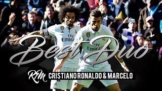 Cristiano Ronaldo & Marcelo ● Best Duo - 2017 HD