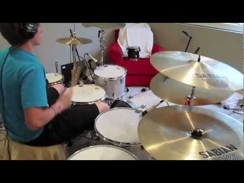 Tonight Tonight by Hot Chelle Rae (drum cover)