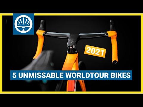 Top 5 | 2021 WorldTour Bikes