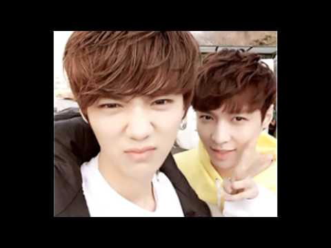 EXO M Lay - Because of You (ft.Luhan)