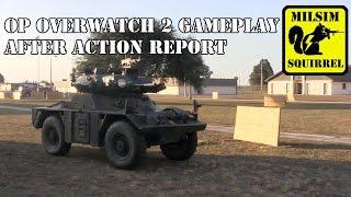 Op Overwatch 2 Gameplay Video + What Happened? AAR (Airsoft MilSim Helicopter Tank Humvee Prison)