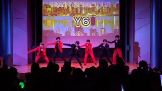 Y6「V6 _ Darling ~ HONEY BEAT ~ MUSIC FOR THE PEOPLE ~ TAKE ME HIGHER」