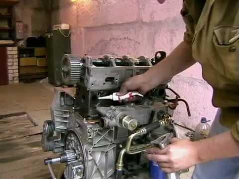 Двигатель ГАЗ 560 STEYR