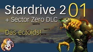 Stardrive 2 ~ Dasectoids ~ 01 Bug Start