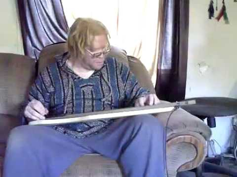 Handmade Electric Mountain Dulcimer Jam 1-28-09
