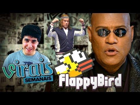 FLAPPY BIRD - Super bowl Commercials 2014 - V/S