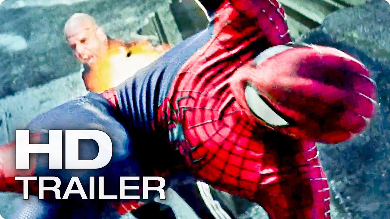 THE AMAZING SPIDER-MAN 2: Offizieller Trailer Deutsch German | 2014 Marvel [HD]