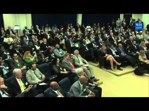 White House Dialogue on Men's Health