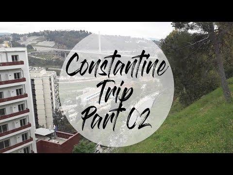 Constantine Trip Part 2 |يوم في قسنطينة الجزء 2 كما لم أزورها من قبل