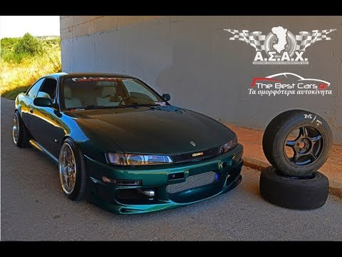 #Παρουσίαση: Nissan Silvia S14A Kouki 320whp | The Best Cars GR