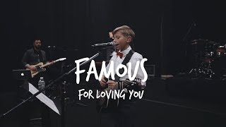 Mason Ramsey - Famous [Lyric Video]