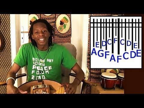 Nyunga Nyunga Mbira Tutorial by Taku Mafika - Introduction