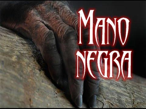 Leyenda Mexicana la mano negra