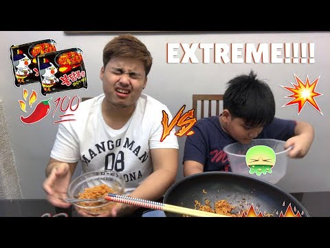 Spicy Noodle Challenge: Yay or Nay?