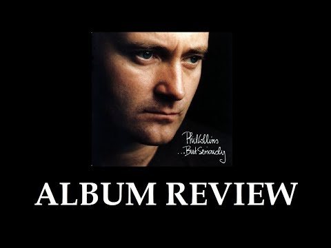 Phil Collins But Seriously Review