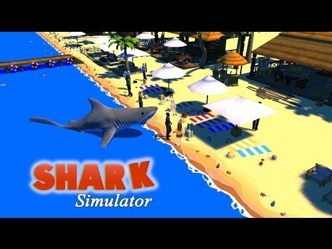 Shark Simulator - Android Gameplay