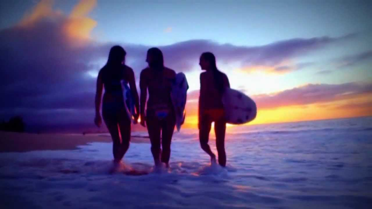 The Girls Of Surfing