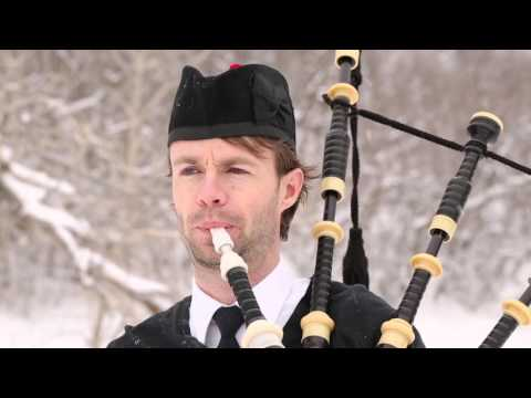 Going Home Played on the Bagpipes
