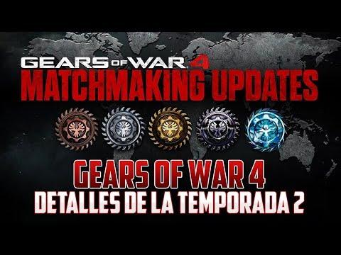 Gears of War 4 | Raked Season 2, Adiós a la Región y Recompensas!!