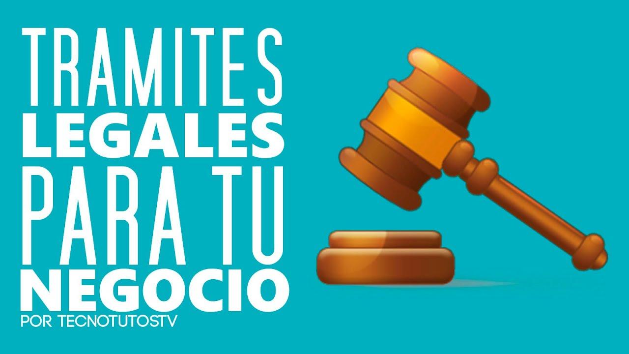 Tramites legales para tu negocio youtube - Tramites legales para alquilar un piso ...