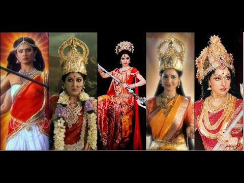 Actresses Who Played Powerful Maa Durga Onscreen | Mahishasura Mardini | Pooja | Sonarika Bhadoria