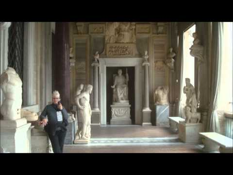 ROMA- Galleria Borghese and Villa Grounds