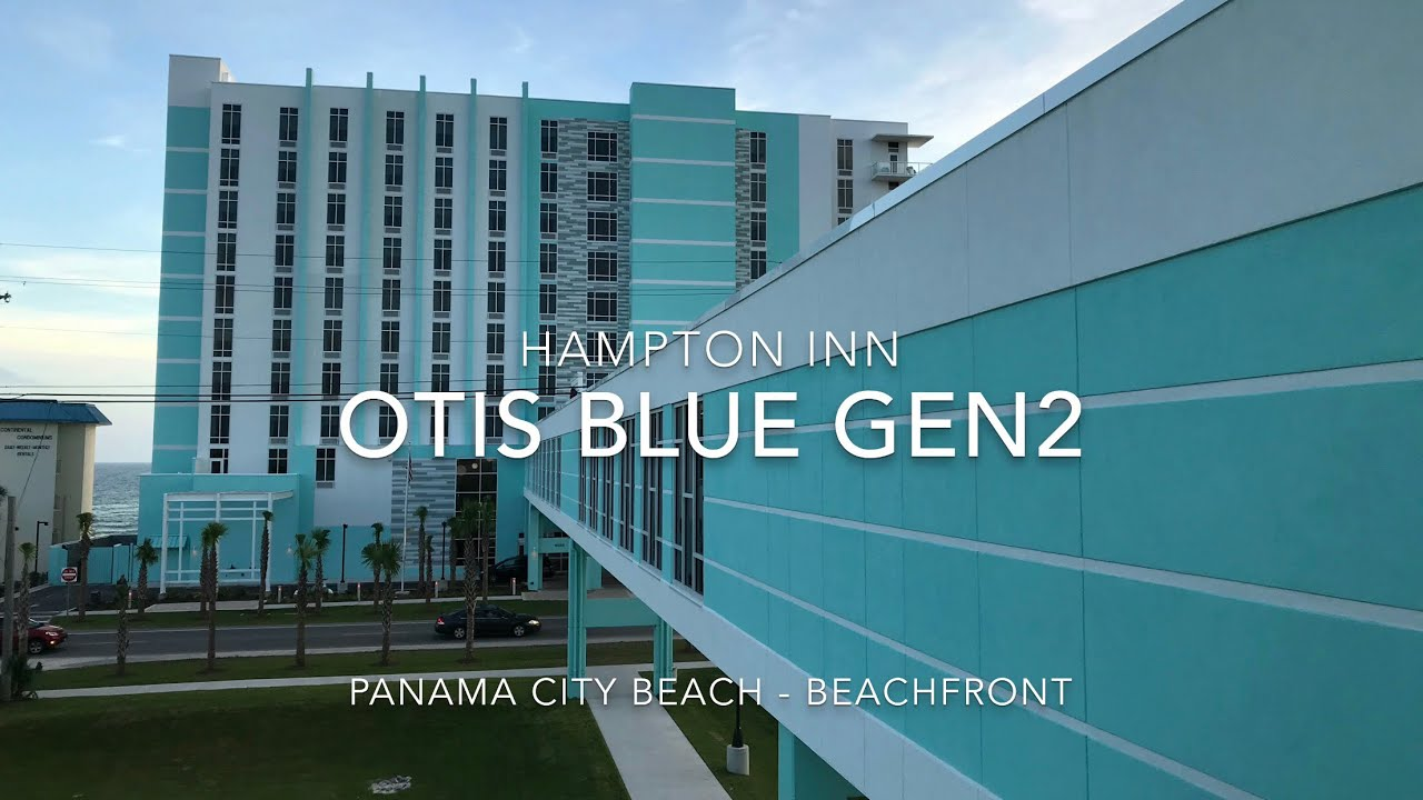 Brand New Otis Blue Gen2 Hampton Inn Panama City Beach Beachfront Iphone 7 Take