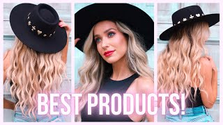 TOP 10 BEST HAIŔCARE PRODUCTS YOU NEED!