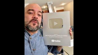 100,000 Suscriptores / Placa de plata / Video en Español e Ingles
