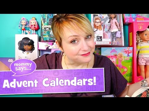Toy Advent Calendars Bring Families Together -  Mommy Says