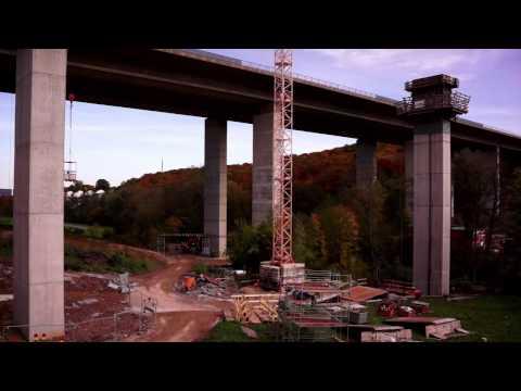 Moderner Brückenbau - Eine Frage Des Taktgefühls