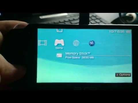 Πως να χακαρετε το PSP σας  (How To Hack Your PSP)