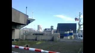 Costa NeoRomantica komt de haven van IJmuiden binnen