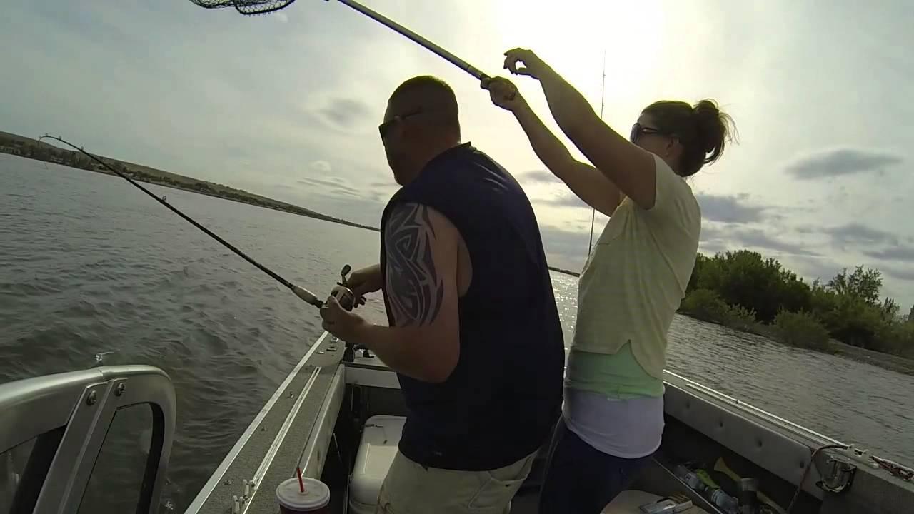 Shad fishing mcnary dam travis larson fishing adventures for Mcnary dam fish count