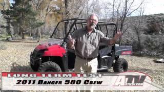 ATV Television - 2011 Polaris Ranger 500 Crew Long Term Wrap