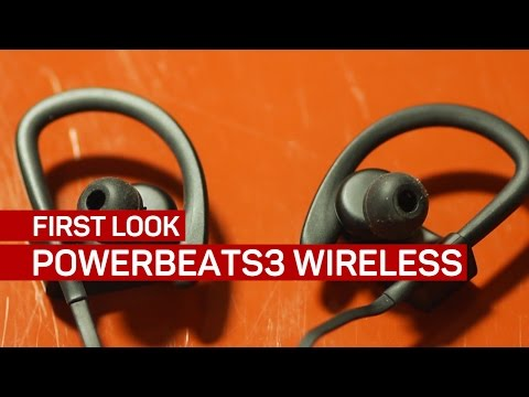 Beats Powerbeats3 Wireless: Improved but still pricey