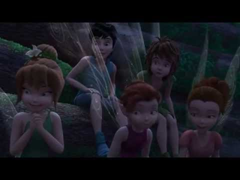 Tinker Bell And The Pirate Fairy - Ending Scene