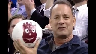 Tom Hanks se reencuentra con Wilson