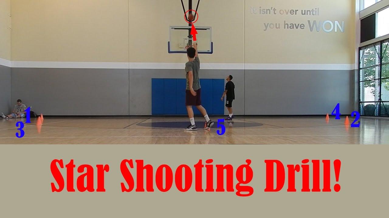 Star Shooting Drill !