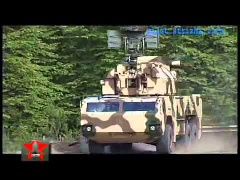 TOR-M2E TOR-M2 short range air defense missile system Russia Russian