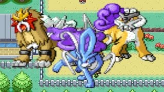 Video How to find Raikou, Entei or Suicune in Pokemon Fire Red and Leaf Green download MP3, 3GP, MP4, WEBM, AVI, FLV Juli 2018