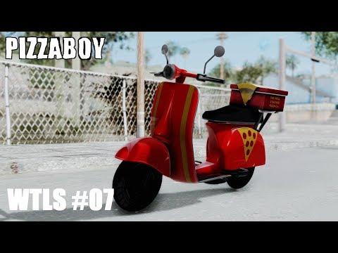 Pizzaboy | #WTLS07